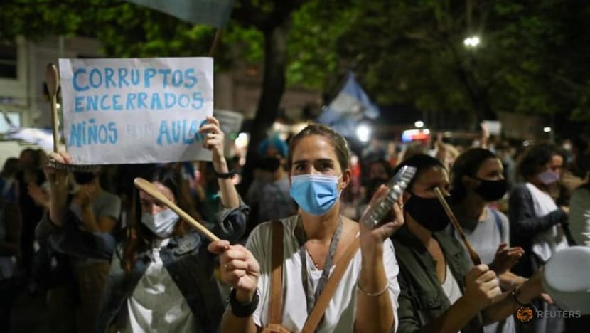 Argentine court orders city schools in Buenos Aires to open despite COVID-19 surge