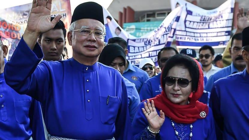 Negeri Sembilan palace strips Najib, Rosmah of Datuk Seri titles