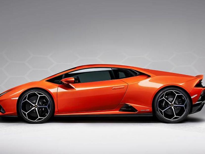 Million-dollar machines: The Lamborghini Huracan Evo debuts in Singapore