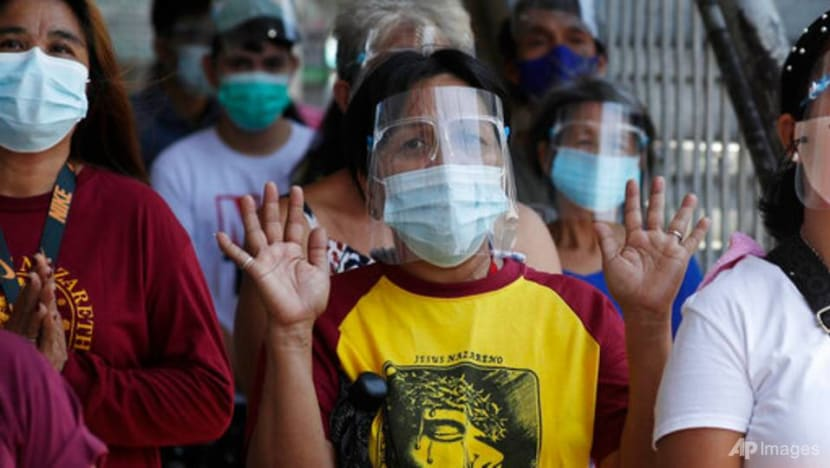 Philippines reports record high 15,310 new COVID-19 cases