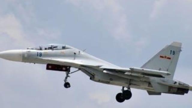 台湾指52架大陆军机飞到防空识别区 再创单日新高
