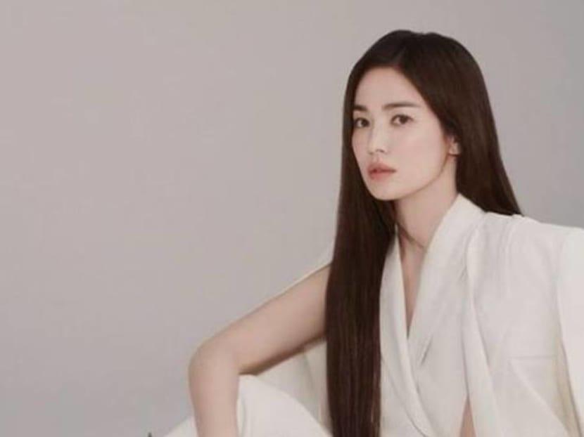 Luxury brand Fendi names actress Song Hye-kyo as its first Korean ambassador