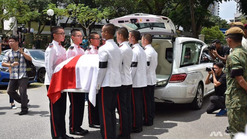 Death of NSF Dave Lee: Full text of Dr Ng Eng Hen's ministerial statement in Parliament