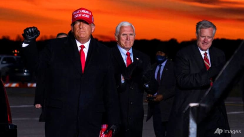 Trump's election night party adds to COVID-19 scrutiny