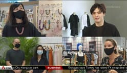Spotlight: Local designers adopt sustainable practices using technology   Video
