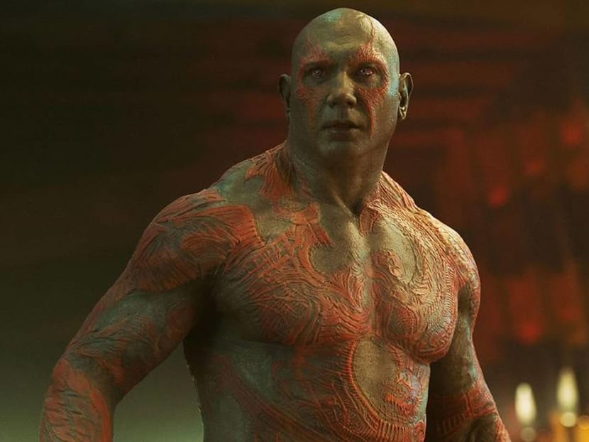 Guardians Of The Galaxy's Dave Bautista officially retires from wrestling