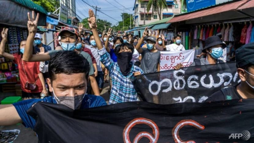 Myanmar military fails to quell protests four months after coup