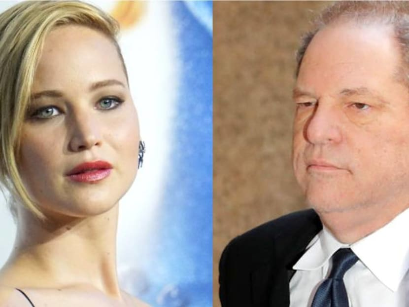'I slept with Jennifer Lawrence and look where she is', Harvey Weinstein allegedly said