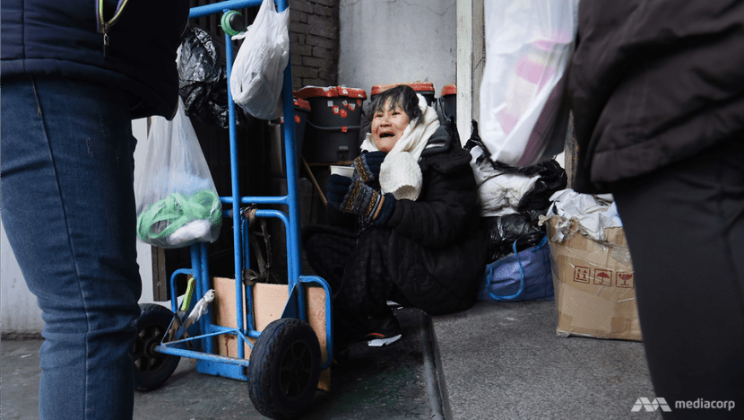 Poor and on their own, South Korea's elderly who will 'work until they die'