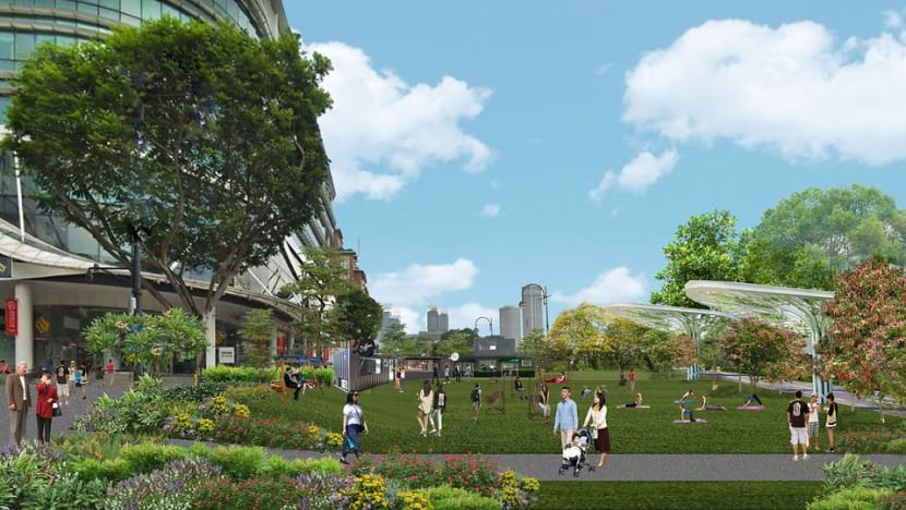 Plans for 6km green connection linking Singapore Botanic Gardens to Singapore River unveiled