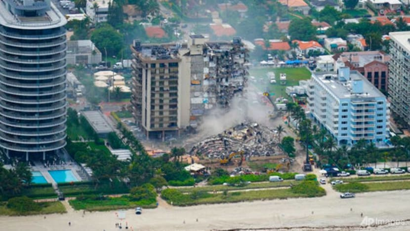 Florida condominium collapse lawsuits seek to get answers, assign blame