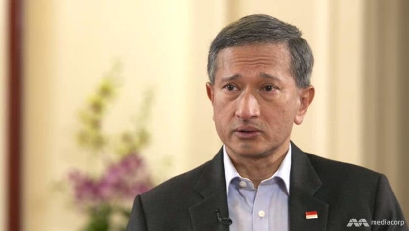 Singapore to take 'step by step' approach on reopening border with Malaysia: Vivian Balakrishnan