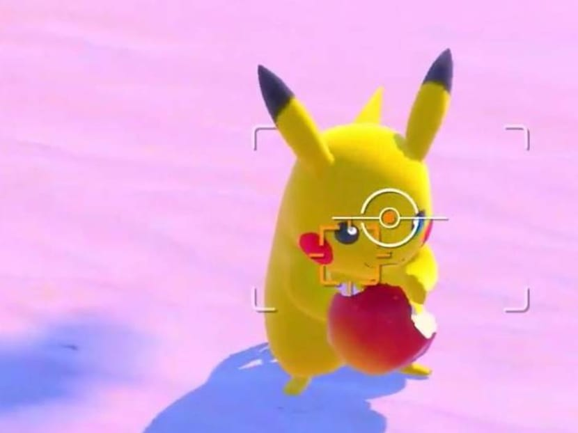 Take your best snapshot: Remake of classic Pokemon Snap coming to Nintendo Switch