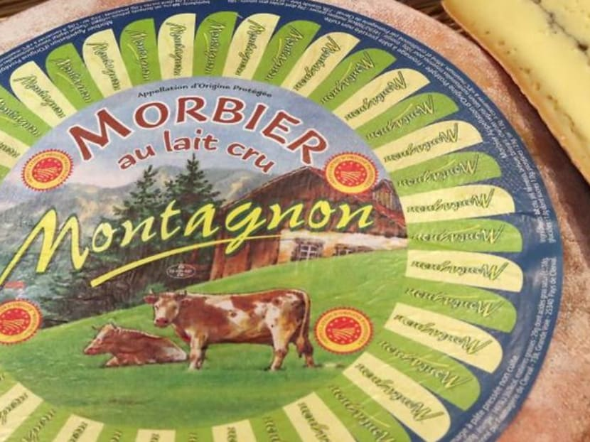 Dash for ash: French cheese Morbier beats rival in EU court