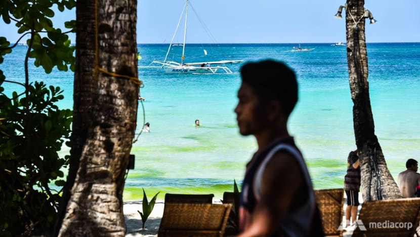 'Dirt on the white sand': Boracay's first dwellers left in the wake of rampant development