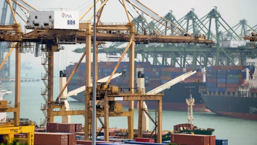 Singapore's exports fall 8.9% in August, marking sixth straight month of decline