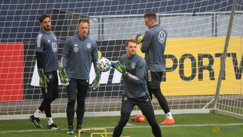Football: We want to give Loew fitting send off, says Germany's Neuer