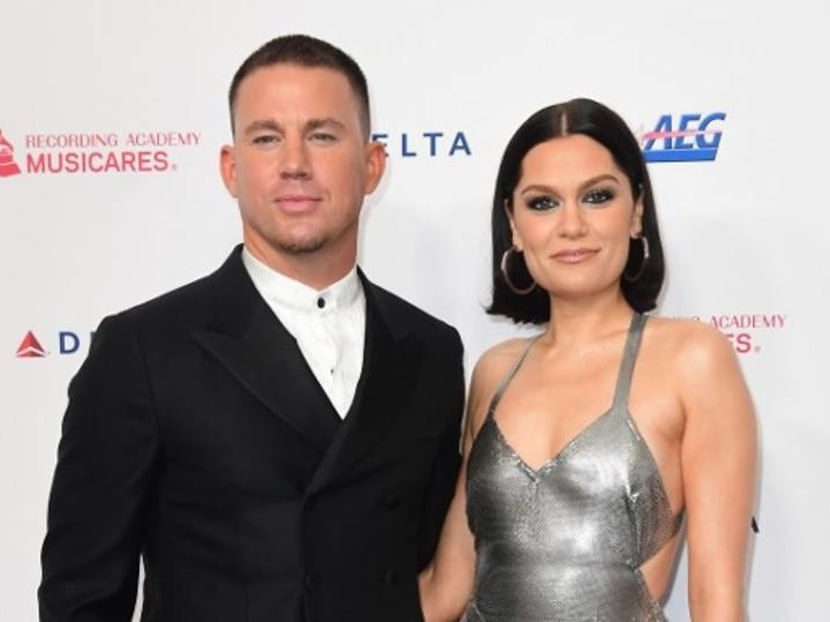 Channing Tatum and Jessie J make their reconciliation red carpet official