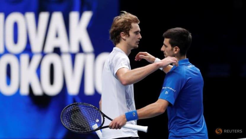 Djokovic backs domestic abuse policy in tennis