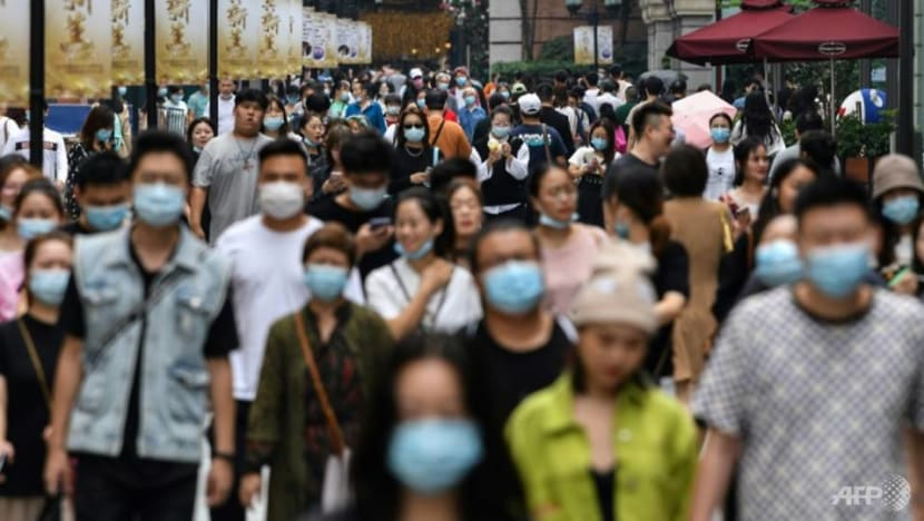China reports 13 new COVID-19 cases