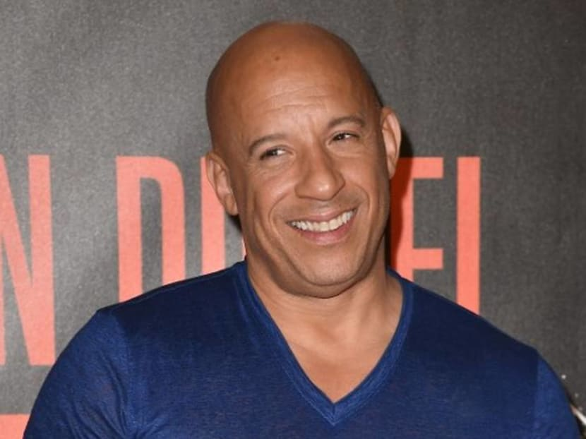 All in the family: Vin Diesel's 10-year-old son joins Fast & Furious 9