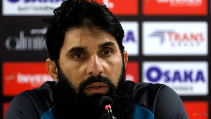 Cricket:Pakistan coach Misbah tests positive for COVID, will stay behind in Jamaica