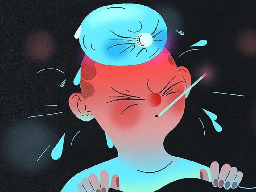 Why are we so afraid of getting a fever?