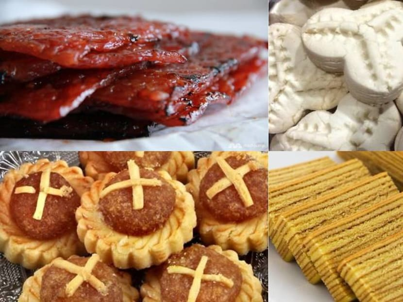 Quiz: How well do you know your Chinese New Year goodies?