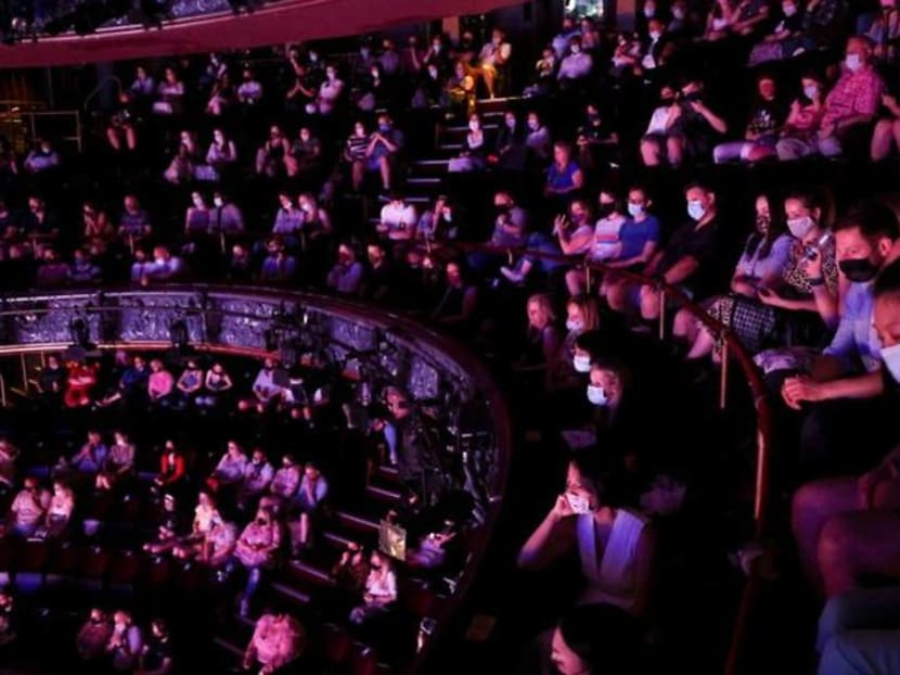 All the world's an audience whether theatres are light or dark