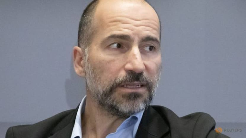 Uber CEO dismisses bitcoin investment, could use for transactions - CNBC