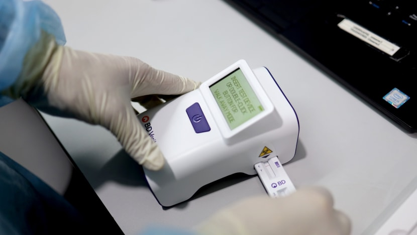 Additional COVID-19 antigen rapid testing to be rolled out for people with symptoms