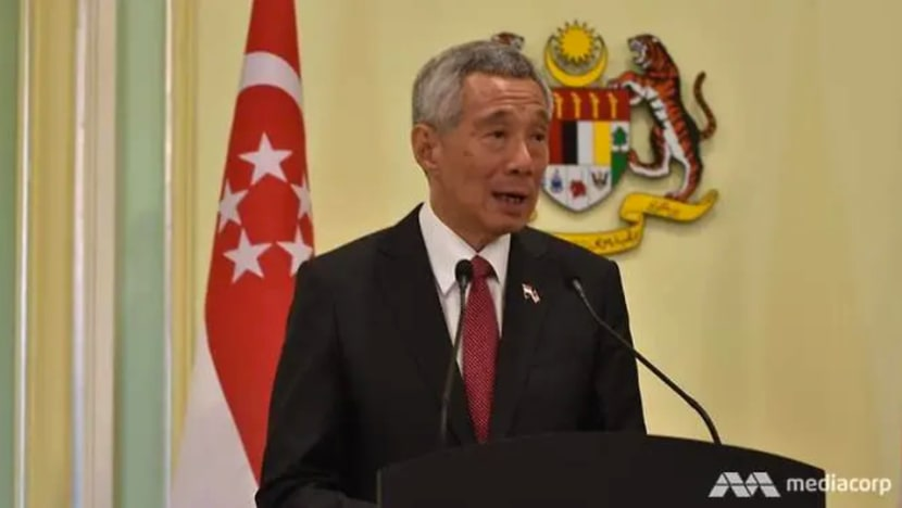 Proposed anti-fake news law 'works for Singapore' despite criticism: PM Lee