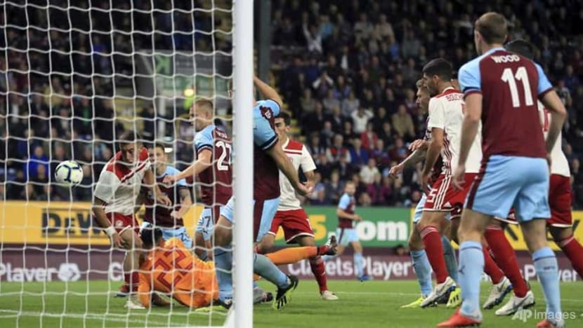 Football: Burnley crash out of Europa League