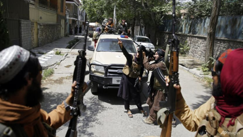 Britain to push for sanctions on Taliban at G7 meeting: Report