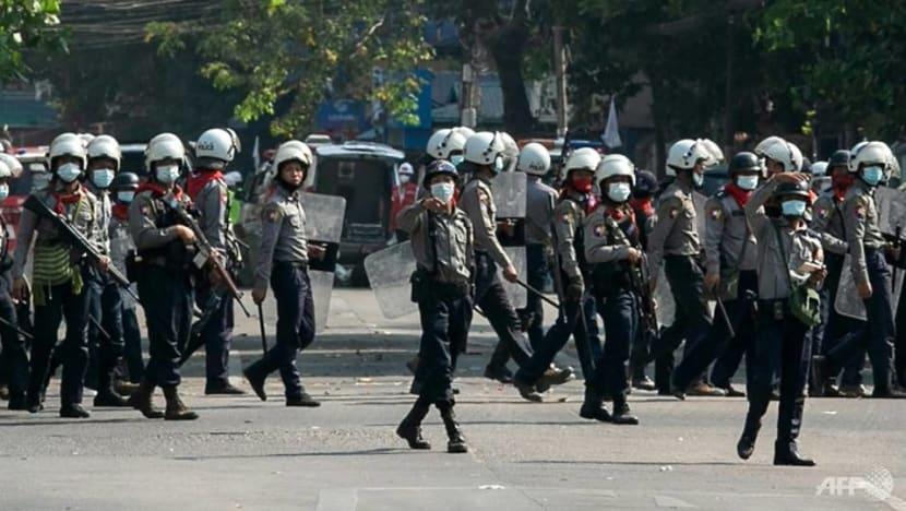 At least 19 Myanmar policemen seek refuge in India rather than carry out junta's orders
