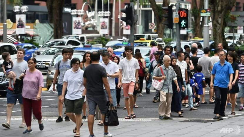 Singapore's population grows to 5.7 million, boosted by increase in foreign workers