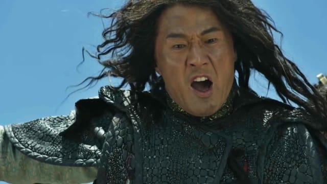 庆余年(第40集):范闲、肖恩坠落悬崖