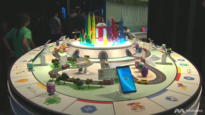 Google launches new developer space; initiative set to boost Singapore's digital capabilities
