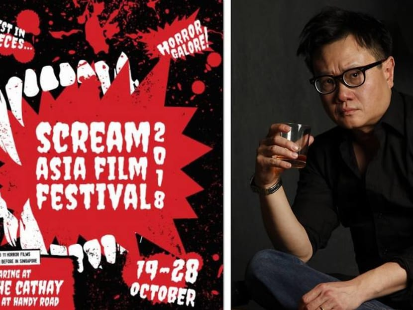Singapore's first ever horror film festival will start scaring on Oct 19 | CNA Lifestyle Exclusive