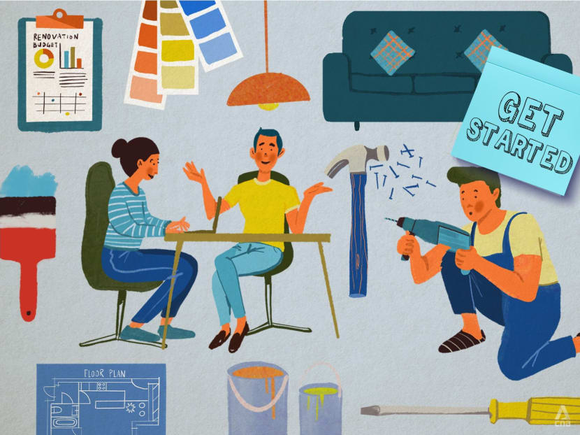 Get Started: A beginner's guide to renovating your first home with little stress