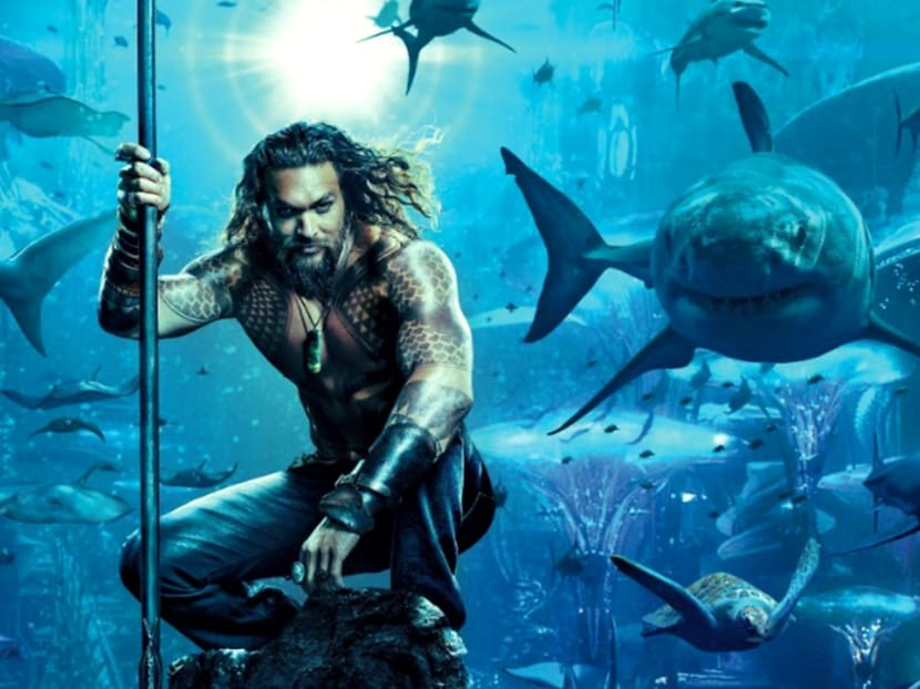 An Aquaman sequel is in the works but no director has come on board yet