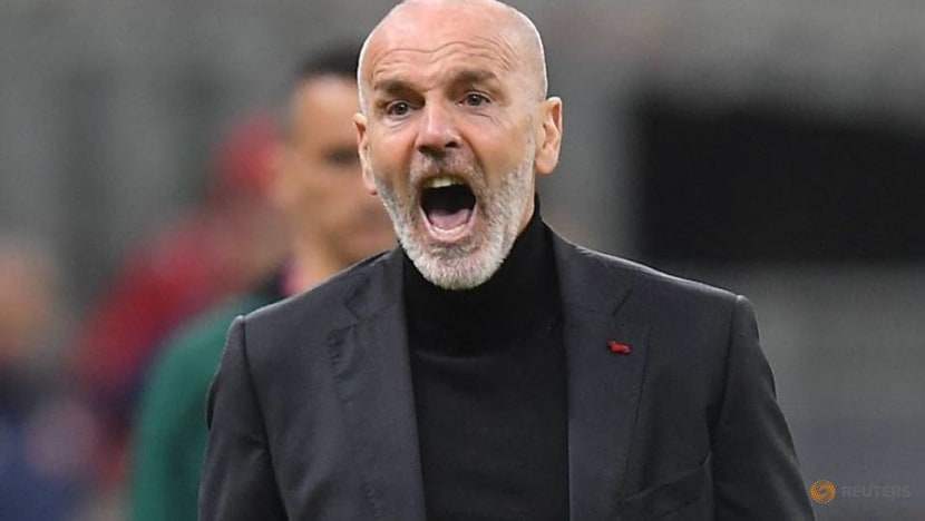 Football: AC Milan's trip to Roma key moment in top-four race, says Pioli
