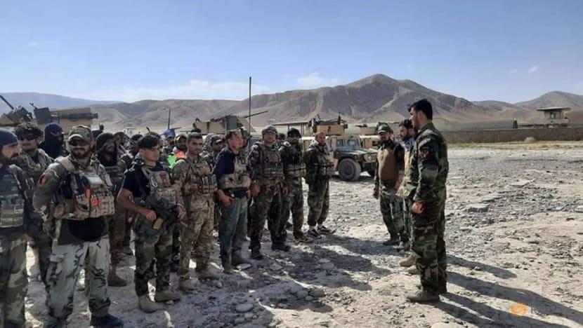 Tajikistan calls up reservists to bolster border as Afghan troops, fleeing Taliban, seek refuge