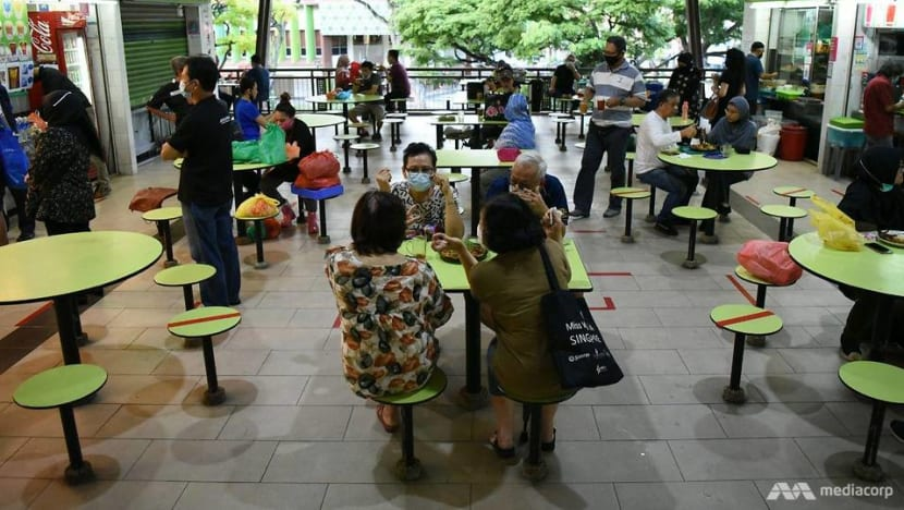 COVID-19: People 'should limit' social interactions to maximum of 2 a day, says MOH