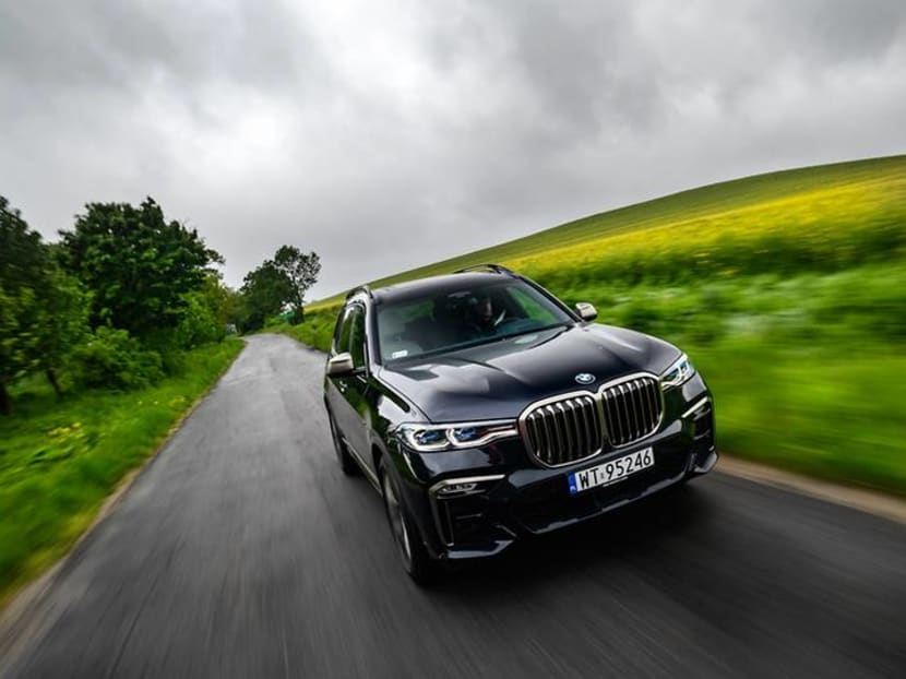 Powering through Poland: Taking the first-ever BMW X7 for a spin