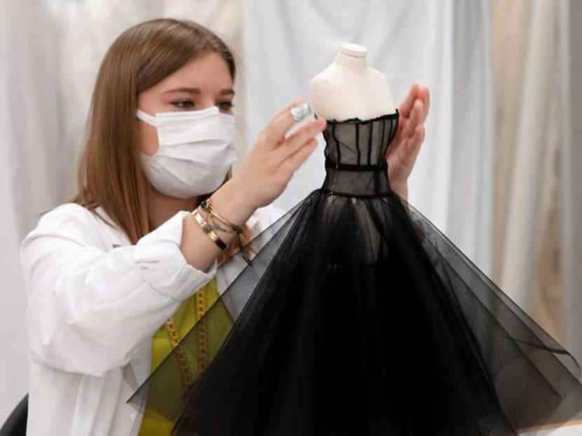 Dior unveils couture collection on tiny mannequins, to be dispatched to VIPs