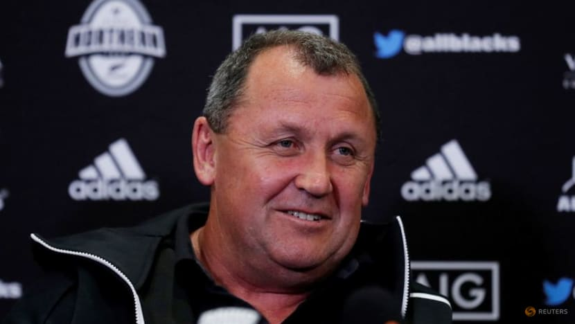 Rugby: All Blacks lay down a marker before heading into the unknown