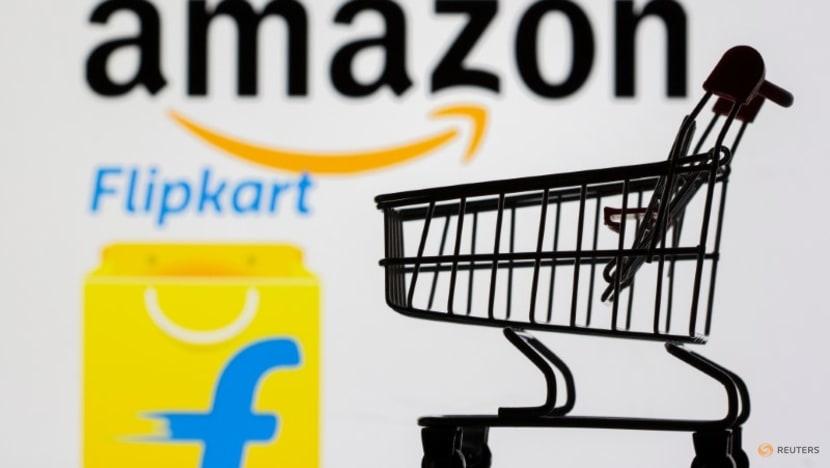Amazon, Walmart's Flipkart must face India antitrust probe, top court says