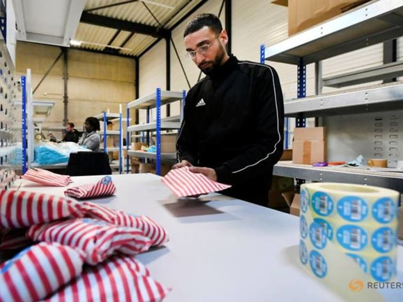Snagged! Dutch town attracts Scottish tights maker amid Brexit deal doubt
