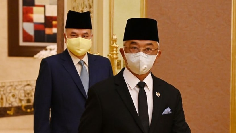 Malaysia's king is country's steady hand amid political turmoil, raging COVID-19 pandemic